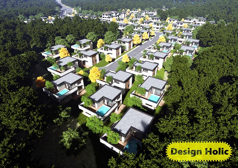 타운하우스 전원주택 3d cg 조감도3.jpg