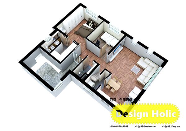 용전원주택 외부 건축물 건물 시안 3d cg 제출용 승인 심의용 투시도 조감도 아이소메트릭 e.jpg