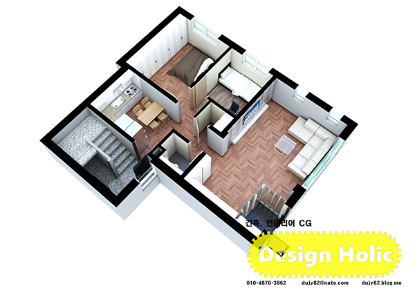 용전원주택 외부 건축물 건물 시안 3d cg 제출용 승인 심의용 투시도 조감도 아이소메트릭 c.jpg