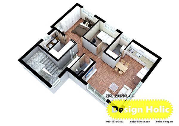 용전원주택 외부 건축물 건물 시안 3d cg 제출용 승인 심의용 투시도 조감도 아이소메트릭 d.jpg