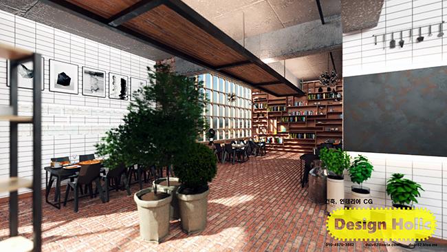 인더스트리얼 컨셉 카페 인테리어 디자인 3d cg 투시도,조감도,아이소메트릭 f.jpg