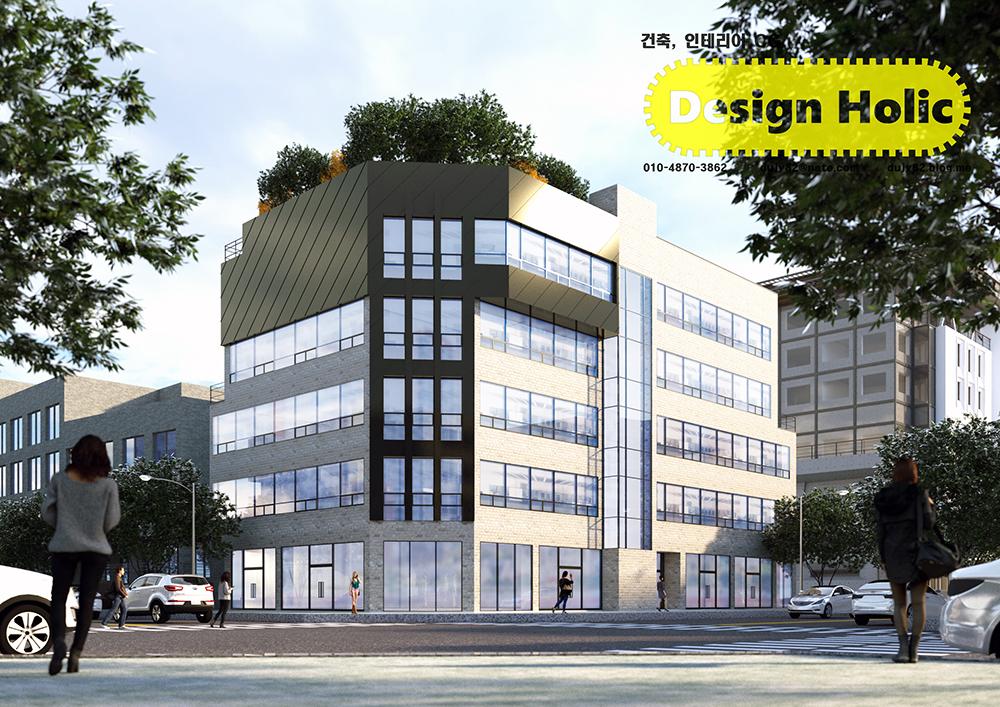 건축 심의용 근린생활 건물 3D 투시도 외주작업1111111111111111.jpg