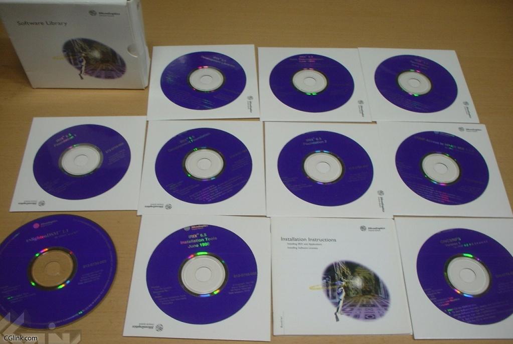 IRIX 6.5 정품 OS CD : irix 6.5_01.JPG