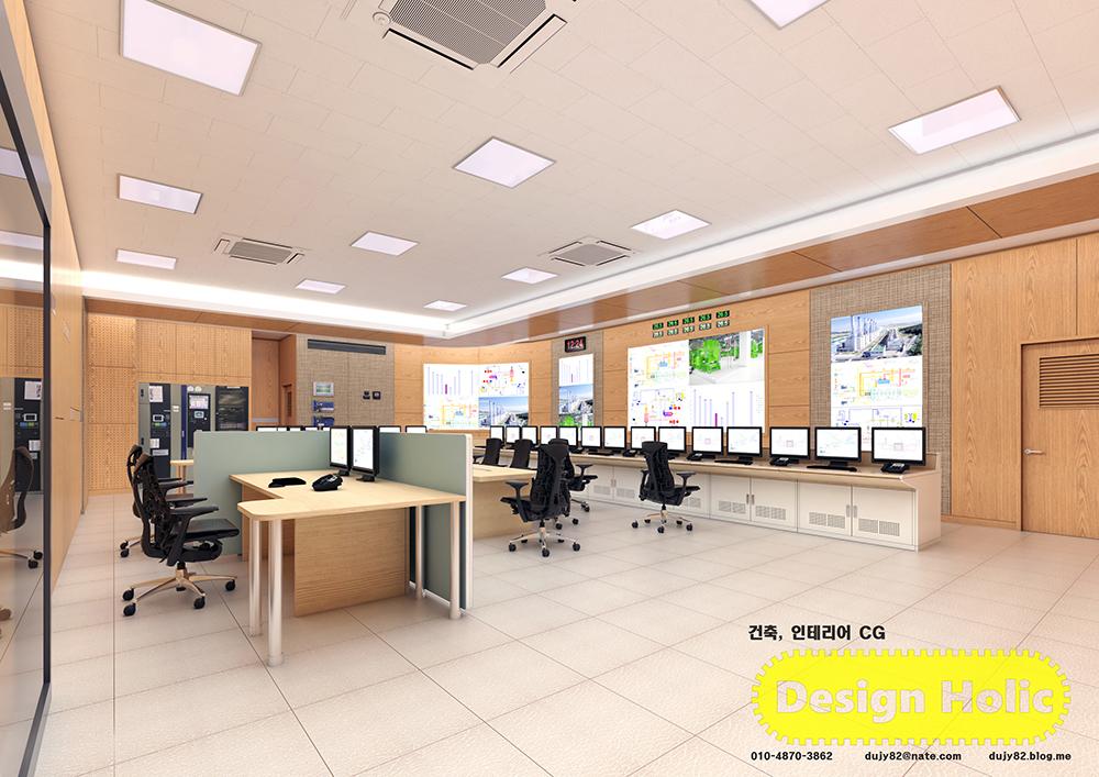 발전소 조종실 인테리어 3d 투시도 조감도 아이소메트릭 외주 수주 아르바이트 건축 건물 1.jpg